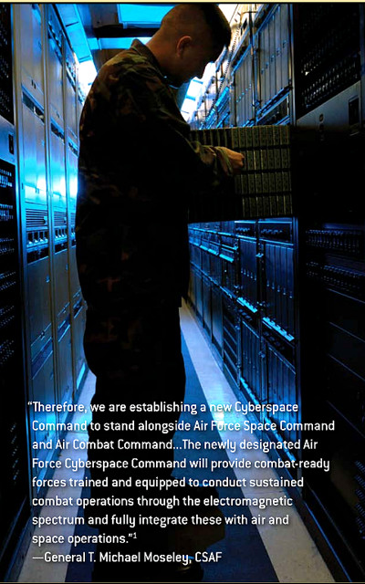 US Cyber Commmand extract